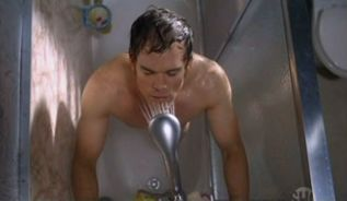 michael c hall shirtless dexter